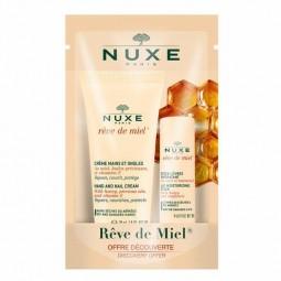Nuxe Rêve de Miel Pack Stick Labial + Creme de Mãos e Unhas - 4g + 30mL - comprar Nuxe Rêve de Miel Pack Stick Labial + Creme...