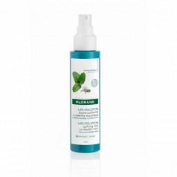 Klorane Capilar Spray Protetor Antipoluição Menta Aquática - 100 mL - comprar Klorane Capilar Spray Protetor Antipoluição Men...