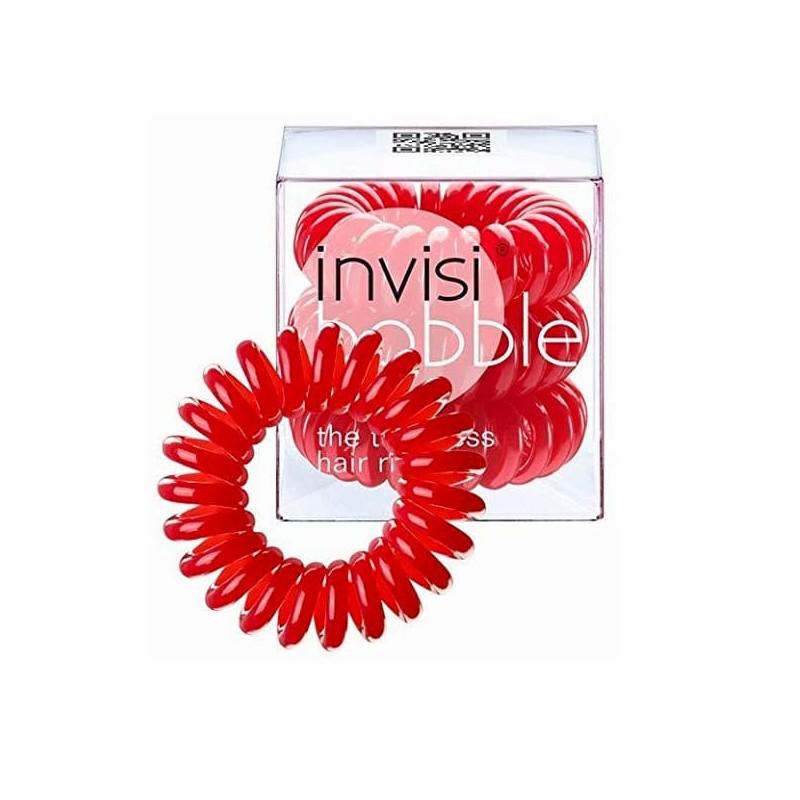 Invisibobble Original Vermelho - 3 unidades - comprar Invisibobble Original Vermelho - 3 unidades online - Farmácia Barreiros...