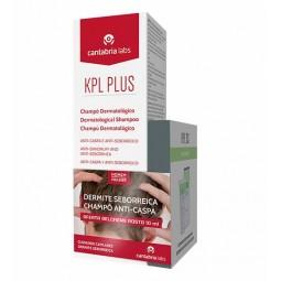KPL Plus Champô Dermatológico Anti-caspa e Anti-seborreico com Oferta DS Gel Creme - 200mL + 2 x 5mL - comprar KPL Plus Champ...