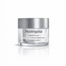 Neutrogena Cellular Boost Creme Dia SPF 20 - 50mL - comprar Neutrogena Cellular Boost Creme Dia SPF 20 - 50mL online - Farmác...