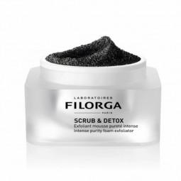 Filorga Scrub & Detox Mousse - 50mL - comprar Filorga Scrub & Detox Mousse - 50mL online - Farmácia Barreiros - farmácia de s...