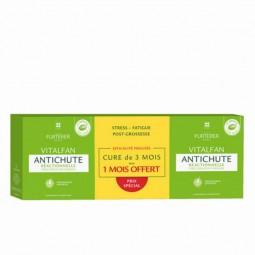 René Furterer Vitalfan Antiqueda Reacional c/ Oferta 3ªEmbalagem - 3 x 30 cápsulas (90 cápsulas) - comprar René Furterer Vita...