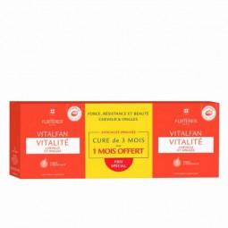 René Furterer Vitalfan Vitalidade c/ Oferta 3ªEmbalagem - 3 x 30 cápsulas (90 cápsulas) - comprar René Furterer Vitalfan Vita...