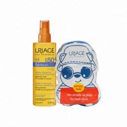 Uriage Bariésun Spray para Crianças SPF50+ - 200mL + Toalha de Praia - comprar Uriage Bariésun Spray para Crianças SPF50+ - 2...