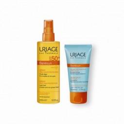 Uriage Bariesun Spray SPF50+ Oferta Bálsamo - 200ml + 50ml - comprar Uriage Bariesun Spray SPF50+ Oferta Bálsamo - 200ml + 50...