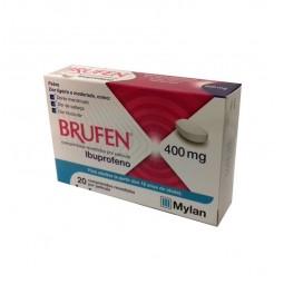 Brufen 400 mg - 20 comprimidos - comprar Brufen 400 mg - 20 comprimidos online - Farmácia Barreiros - farmácia de serviço