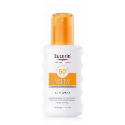 Eucerin Sensitive Protect Spray Corporal SPF 50+ - 200mL - comprar Eucerin Sensitive Protect Spray Corporal SPF 50+ - 200mL o...