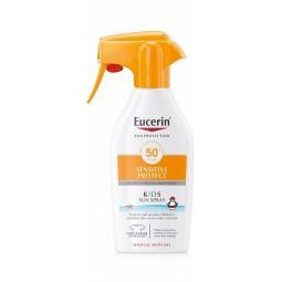 Eucerin Sunkids Sensitive Spray SPF 50+ - 300mL - comprar Eucerin Sunkids Sensitive Spray SPF 50+ - 300mL online - Farmácia B...