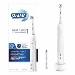 Oral B Pro Escova Elétrica Cuidados Gengivas 1 - 1 escova de dentes elétrica - comprar Oral B Pro Escova Elétrica Cuidados Ge...