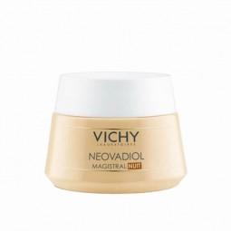 Vichy Neovadiol Magistral Creme de Noite - 50mL - comprar Vichy Neovadiol Magistral Creme de Noite - 50mL online - Farmácia B...