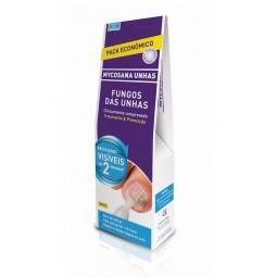 Mycosana Unhas - 5 mL de solução + 10 limas descartáveis - comprar Mycosana Unhas - 5 mL de solução + 10 limas descartáveis o...
