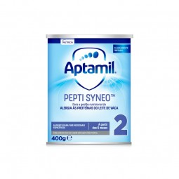 Aptamil 2 Pepti Syneo - 400 g - comprar Aptamil 2 Pepti Syneo - 400 g online - Farmácia Barreiros - farmácia de serviço