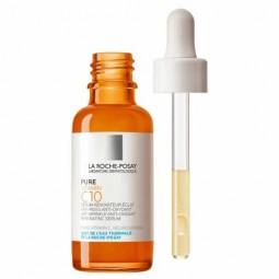 La Roche Posay Pure Vitamin C10 Sérum - 30mL - comprar La Roche Posay Pure Vitamin C10 Sérum - 30mL online - Farmácia Barreir...