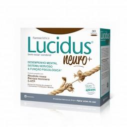 Lucidus Neuro+ Suplemento Alimentar - 30 ampolas - comprar Lucidus Neuro+ Suplemento Alimentar - 30 ampolas online - Farmácia...