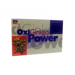 OxiGinkgo Power Suplemento Alimentar - 20 ampolas - comprar OxiGinkgo Power Suplemento Alimentar - 20 ampolas online - Farmác...
