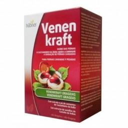 Hübner Venen-Kraft - 180 drageias - comprar Hübner Venen-Kraft - 180 drageias online - Farmácia Barreiros - farmácia de serviço
