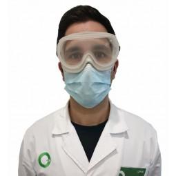 Óculos de Proteção - 1 unidade - comprar Óculos de Proteção - 1 unidade online - Farmácia Barreiros - farmácia de serviço