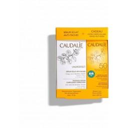 Caudalie Coffret Vinoperfect Sérum Anti-Manchas + Creme Solar Rosto SPF50+ - 30mL + 25mL - comprar Caudalie Coffret Vinoperfe...