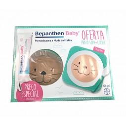 Bepanthen Baby Pomada Muda da Fralda com Oferta Prato da Sopa + Colher - 2 x 100g - comprar Bepanthen Baby Pomada Muda da Fra...