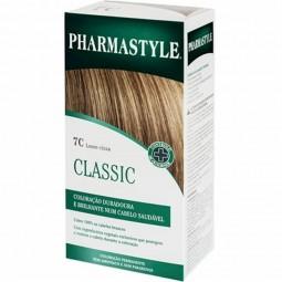 Pharmastyle Classic 7C Louro Cinza - 1 Kit de coloração - comprar Pharmastyle Classic 7C Louro Cinza - 1 Kit de coloração onl...