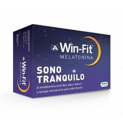 Win-Fit Melatonina - 60 comprimidos mastigáveis - comprar Win-Fit Melatonina - 60 comprimidos mastigáveis online - Farmácia B...