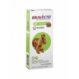 Bravecto Cão 500mg 10 a 20Kg - 1 comprimido mastigável - comprar Bravecto Cão 500mg 10 a 20Kg - 1 comprimido mastigável onlin...