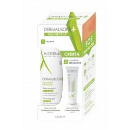 A-Derma Dermalibour+ Gel Espuma com Oferta Creme Reparador - 250 mL + 15 mL - comprar A-Derma Dermalibour+ Gel Espuma com Ofe...