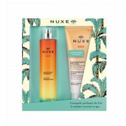 Nuxe Coffret Sun Eau Délicieuse Água Perfumada - 100mL + 200mL - comprar Nuxe Coffret Sun Eau Délicieuse Água Perfumada - 100...