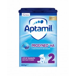 Aptamil Prosyneo HA 2 Leite Transição - 800 g - comprar Aptamil Prosyneo HA 2 Leite Transição - 800 g online - Farmácia Barre...