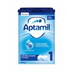 Aptamil 1 Pronutra Advance - 800 g - comprar Aptamil 1 Pronutra Advance - 800 g online - Farmácia Barreiros - farmácia de ser...