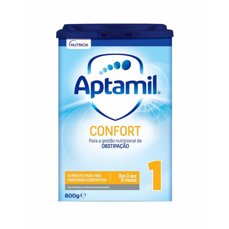 Aptamil Confort 1 Leite Lactente - 800 g - comprar Aptamil Confort 1 Leite Lactente - 800 g online - Farmácia Barreiros - far...