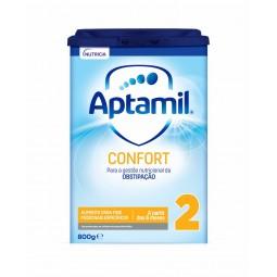 Aptamil Confort 2 Leite Transição - 800 g - comprar Aptamil Confort 2 Leite Transição - 800 g online - Farmácia Barreiros - f...