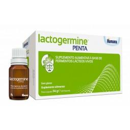 Humana Lactogermine Penta Solução Oral - 10 x 8 mL - comprar Humana Lactogermine Penta Solução Oral - 10 x 8 mL online - Farm...