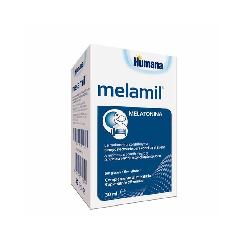 Humana Melamil - 30 mL - comprar Humana Melamil - 30 mL online - Farmácia Barreiros - farmácia de serviço