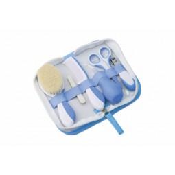 Nuvita Kit Cuidados Bebé Azul - 1 unidade - comprar Nuvita Kit Cuidados Bebé Azul - 1 unidade online - Farmácia Barreiros - f...