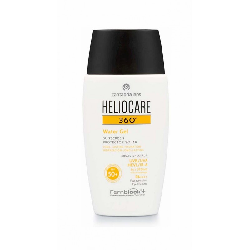Heliocare 360º Water Gel SPF50+ - 50 mL - comprar Heliocare 360º Water Gel SPF50+ - 50 mL online - Farmácia Barreiros - farmá...