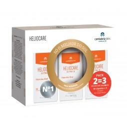 Heliocare Ultra D Trio c/ Oferta 3ª Embalagem - 3 x 30 cápsulas - comprar Heliocare Ultra D Trio c/ Oferta 3ª Embalagem - 3 x...