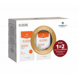 Heliocare Duo c/ Oferta 2ª Embalagem - 2 x 60 cápsulas - comprar Heliocare Duo c/ Oferta 2ª Embalagem - 2 x 60 cápsulas onlin...