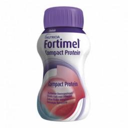 Fortimel Compact Protein Frutos Vermelhos - 4 x 125 mL - comprar Fortimel Compact Protein Frutos Vermelhos - 4 x 125 mL onlin...