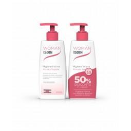 ISDIN Woman Gel de Higiene Intima - 2 x 200 mL - comprar ISDIN Woman Gel de Higiene Intima - 2 x 200 mL online - Farmácia Bar...