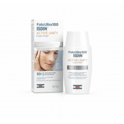 ISDIN Foto Ultra 100 Active Unify Fusion Fluid SPF 50+ - 50 mL - comprar ISDIN Foto Ultra 100 Active Unify Fusion Fluid SPF 5...