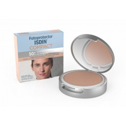 ISDIN Fotoprotector Compact Areia SPF 50+ - 10 g - comprar ISDIN Fotoprotector Compact Areia SPF 50+ - 10 g online - Farmácia...