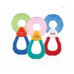 Nûby Mordedor Refrigerante 3 Meses + - 1 unidade - comprar Nûby Mordedor Refrigerante 3 Meses + - 1 unidade online - Farmácia...