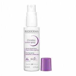 Bioderma Cicabio Loção Spray - 40mL - comprar Bioderma Cicabio Loção Spray - 40mL online - Farmácia Barreiros - farmácia de s...