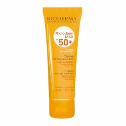 Bioderma Photoderm Max Creme SPF 50+ - 40 mL - comprar Bioderma Photoderm Max Creme SPF 50+ - 40 mL online - Farmácia Barreir...