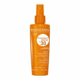 Bioderma Photoderm Bronz Spray SPF 30 - 200 mL - comprar Bioderma Photoderm Bronz Spray SPF 30 - 200 mL online - Farmácia Bar...