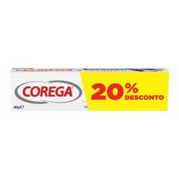 Corega Máximo Selamento Creme Fixador - 40g - comprar Corega Máximo Selamento Creme Fixador - 40g online - Farmácia Barreiros...
