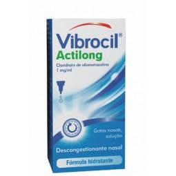Vibrocil Actilong Gotas Nasais 1mg/ml - 10ml - comprar Vibrocil Actilong Gotas Nasais 1mg/ml - 10ml online - Farmácia Barreir...