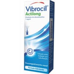 Vibrocil Actilong 1 mg/mL - 10 mL - comprar Vibrocil Actilong 1 mg/mL - 10 mL online - Farmácia Barreiros - farmácia de serviço